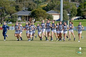 VFLW Geelong Cats vs. Seaford Tigerettes